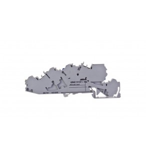 Złączka pietrowa 6mm2 NT/L/PE szara 2005-7641 TOPJOBS