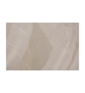 Wężyk ochronny spiralny WSN 12 transparentny E01WS-01010100500 /10m