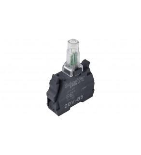 Zestaw świetlny z diodą LED żółty 24V AC/DC ZBVB5