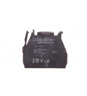 Zestaw świetlny O22 bez żarówki BA9S 250V ZBV6