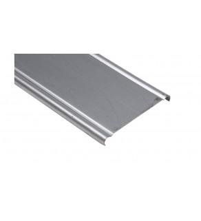 Pokrywa korytka 100mm 0,7mm PKL100/2 100510 /2m