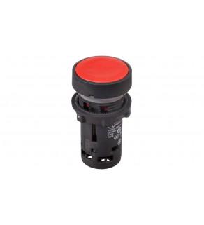 Przycisk sterowniczy 22mm czerwony z samopowrotem 1R XB7NA42