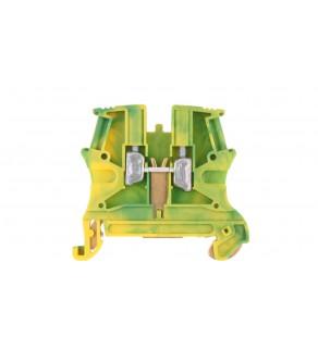Złączka VIKING 4mm2 zielono-żółta 037171