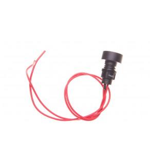 Lampka sygnalizacyjna LED 10mm czerwona 230V AC LS LED 10 R 230 004770811