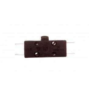 Wyłącznik krańcowy miniaturowy 1R 1Z tworzywo trzpień MP0 W0-59-192002