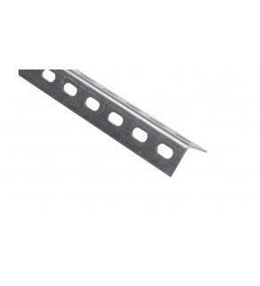 Kątownik cynkowany perforowany 25x25mm 2m 1,2mm KTD25H25/2 620120