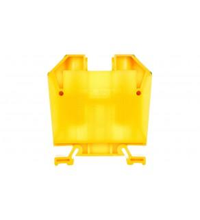 Złączka szynowa ochronna 35/50mm2 zielono-żółta EURO 43404E