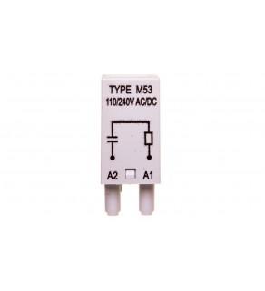 Moduł przepieciowy RC M53 110-240V AC 854849