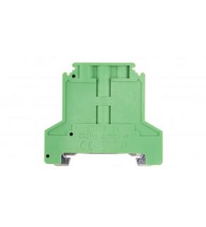 Złączka szynowa ochronna 4mm2 zielono-żółta ZSO1-4.0 14313319
