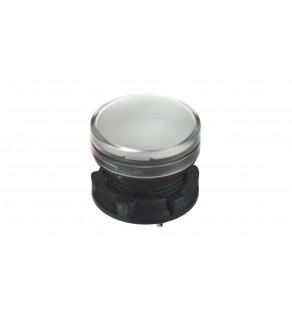 Główka lampki sygnalizacyjnej 22mm biała IP66 ZB5AV013