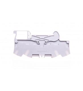 Złączka VIKING 3 sprężynowa 4 mm2 4 przewodowa szara 037269