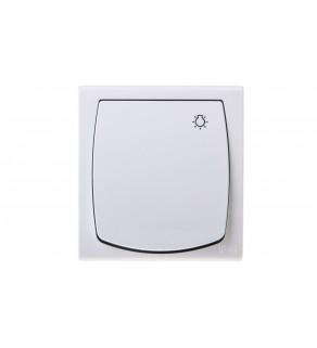 MADERA Przycisk hermetyczny /światło/ IP44 biały ŁNH-5N/00