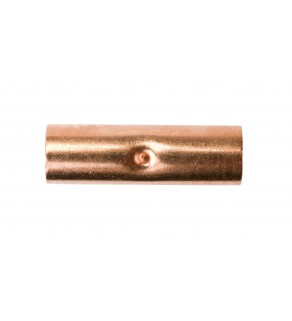 Końcówka (tulejka) łącząca miedziana ZM 120 E11KM-01060300800