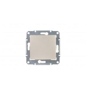 Sedna Łącznik dwubiegunowy satyna IP44 SDN0200368
