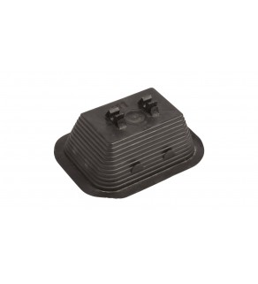 Uchwyt betonowy w tworzywie prostokątny PCV 30.2 PL /93000211