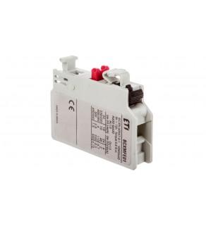 Styk pomocniczy 1R montaż czołowy BCXMFE01 004641501