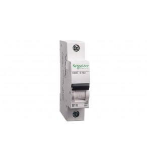 Wyłącznik nadprądowy 1P B 16A 6kA AC K60N A9K01116