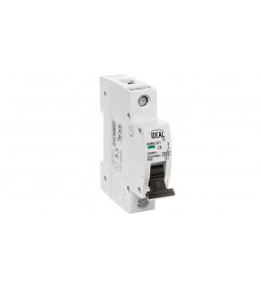 Wyłącznik nadprądowy 1P C 6A 6kA AC KMB6-C6/1 23157