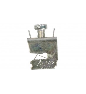 Zacisk przyłączeniowy 16-35mm2 szyna 5mm AKU35/5 107188