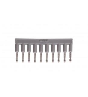 Mostek grzebieniowy 10-torowy 20A 280-490