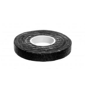 Taśma izolacyjna 15mm x 15m tekstylna /parciana/ czarna F6515