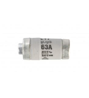 Wkładka bezpiecznikowa D02 63A gG 400V AC/250V DC E18 002212005