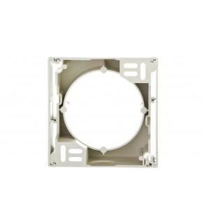 ASFORA Podstawa naścienna kremowa EPH6100123
