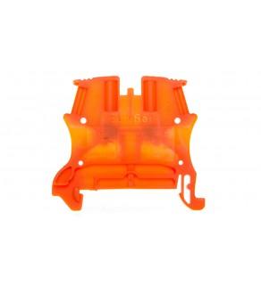Złączka śrubowa VIKING 3 2,5 mm2 2 przewodowa pomarańczowa 037120