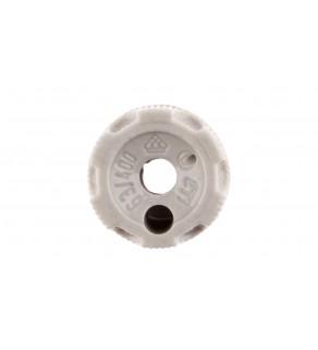 Główka bezpiecznikowa D02 porcelana /do plombowania/ KN D02P 002232004