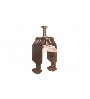 Obejma kabłąkowa do szyn profilowych 22-28mm 2056 28 VA 1159542