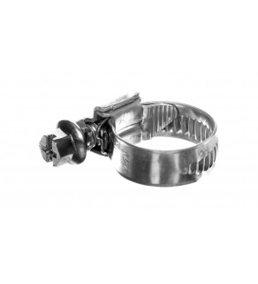 Opaska stalowa z przekładnią ślimakową 12-20mm SILVYN SCH 12-20 S 52003140