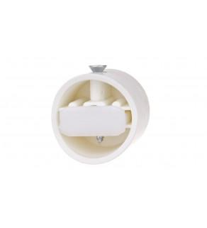 Łącznik tworzywo sufitowy biały BETA PX0721276