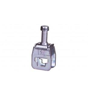 Dodatkowy zacisk do płaskownika Cu 10x3mm podłaczenie 1,5-16mm2 AK16 079336