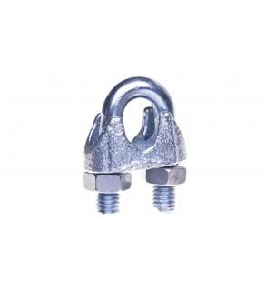 Zacisk linowy 10mm M8 36.5 OC /93600501