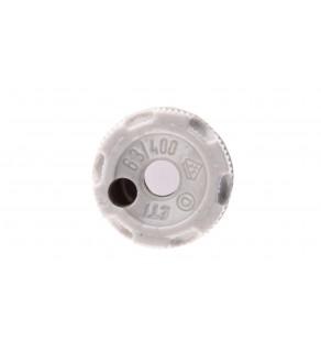 Główka bezpiecznikowa D02 porcelana KN D02 002232003