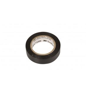 Taśma izolacyjna 15mm x 10m PVC Temflex 1500 czarna XE003411438/7000106661