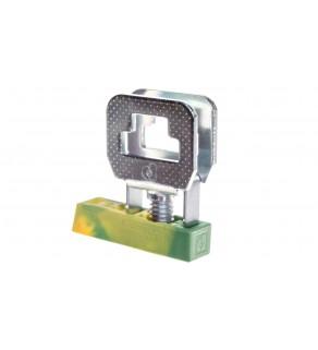 Złączka przyłączeniowa 0,5-6mm2 żółto-zielona AKG 4 GNYE 0421029