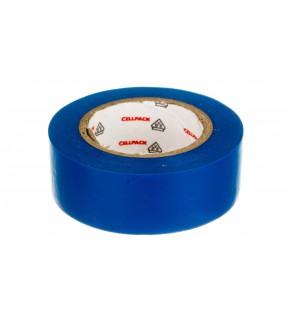Taśma izolacyjna 128 0.15-19-10 PVC niebieska 145810