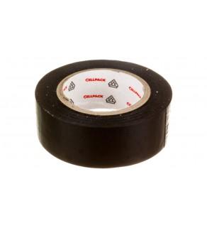Taśma izolacyjna 128 0.15-19-10 PVC czarna 145806
