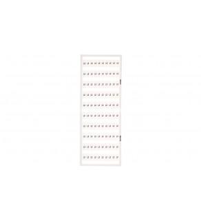 Ramka z oznacznikami 100x L2 209-575