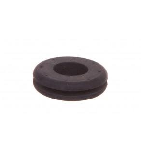 Przepust gumowy SKINDICHT LA 12 czarny 61713600