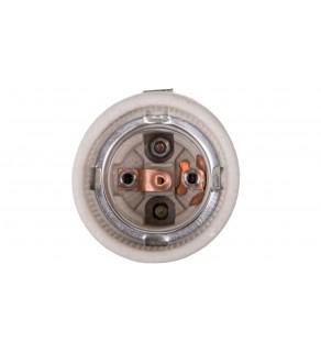 Oprawka E27 ceramiczna HLDR-E27-F 02161