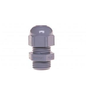 Dławnica kablowa poliamidowa PG9 IP68 SKINTOP STR 9 ciemnoszara 53015110