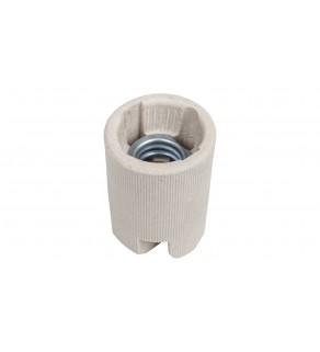 Oprawka E14 ceramiczna HLDR-E14 02170