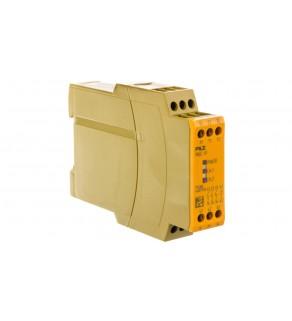 Przekaźnik bezpieczeństwa PNOZ X1 24VAC/DC 3N/O 1N/C 774300