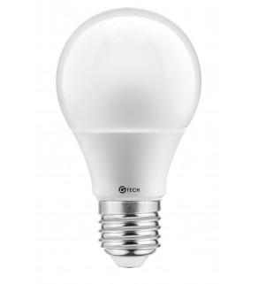 Żarówki LEDowe E27 barwa ciepła 9W GTV