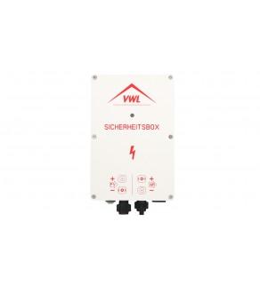 Skrzynka zabezpieczeń poszczególnych stringów p.poż z detektorem zwarć i łuków FWS-112 PV10018826