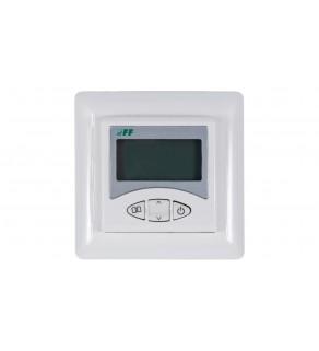 Regulator temperatury 230V 16A -5-60C IP20 biały RT-825