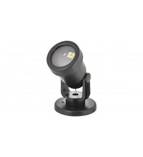 Projektor laserowy XMAS 5W 2x2m IP44 czerwony/zielony ZY2051