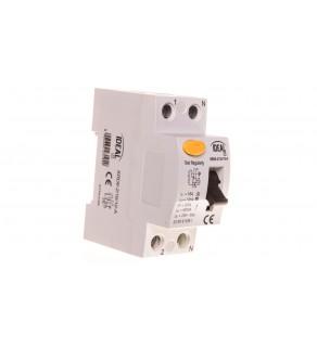 Wyłącznik różnicowoprądowy 2P 16A 0,01A typ A KRD6-2/16/10 23194